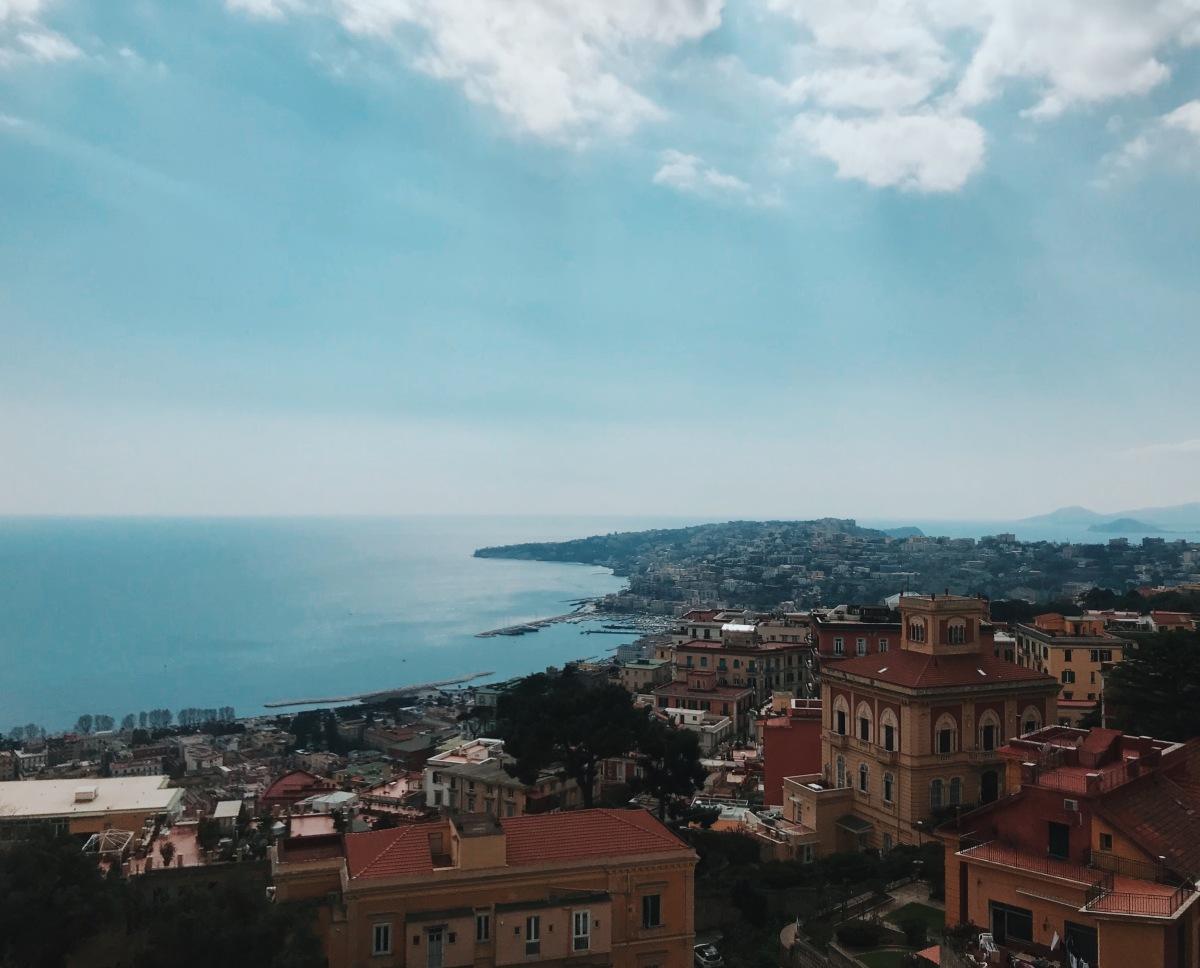 Neapolitan Love Letter.